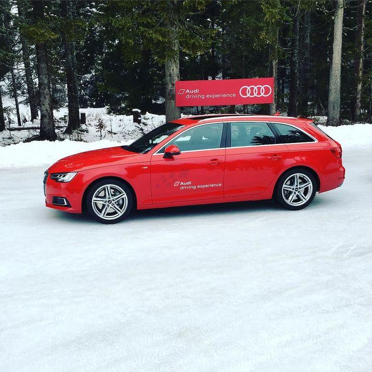Heiss auf Eis. Die Audi driving experience.  #audi #quattro #winter #schnee #seefeld #tirol #quattropower #audideutschland #vorsprungdurchtechnik by audi_de
