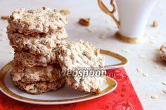 хрустящее печенье-для любителей злаковых батончиков