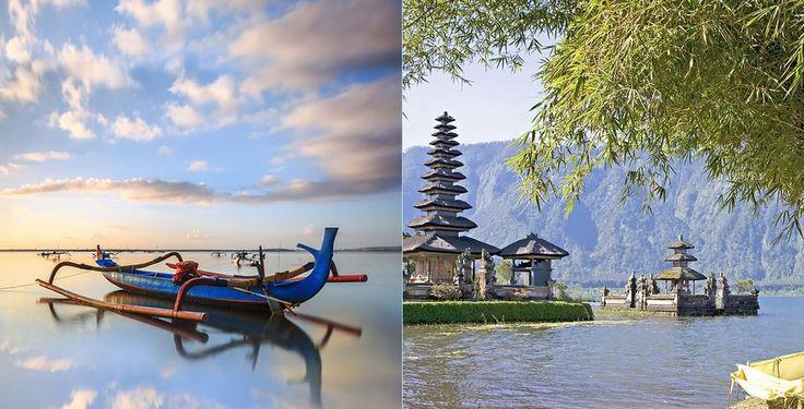 Minitour Bali + Lombok + Singapore