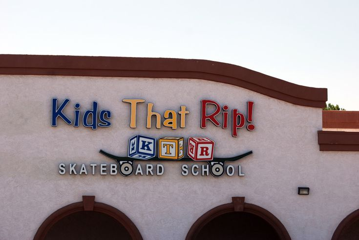 Kids That Rip! Indoor skatepark and lessons in Mesa, AZ