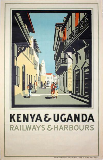 Kenya and Uganda Railways and Harbours