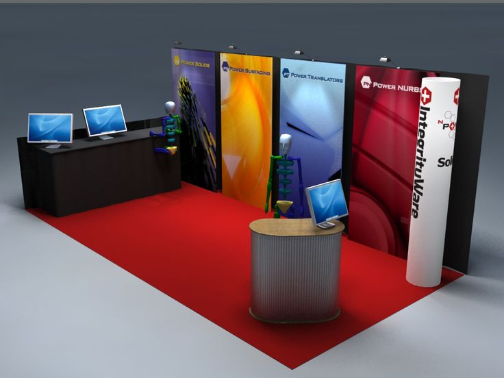 Exhibition Booth Images : Curated trade show display designs ideas by
