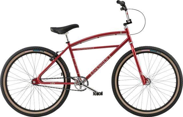 We The People Avenger BMX Bike 2018