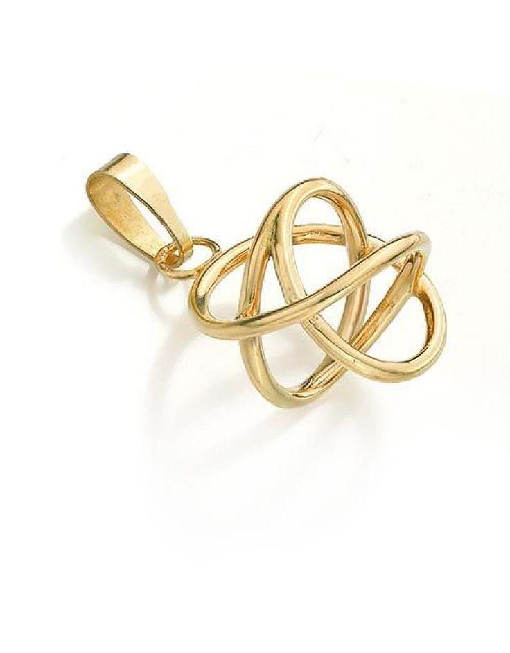 Gouden Akaija (8 kt) hanger