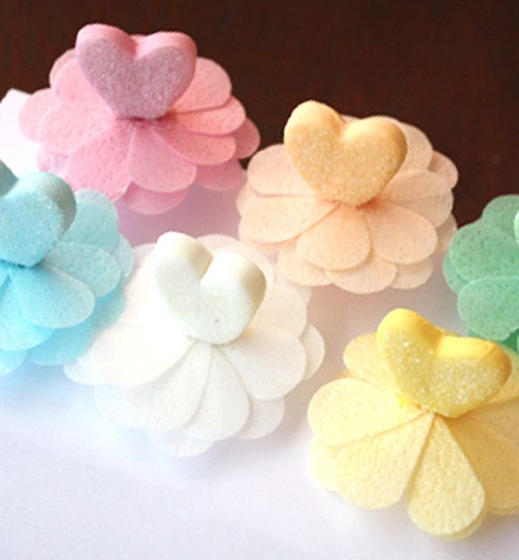 6 BALLERINA TUTU TOPPERS edible wafer paper by StylishlySweetCakes