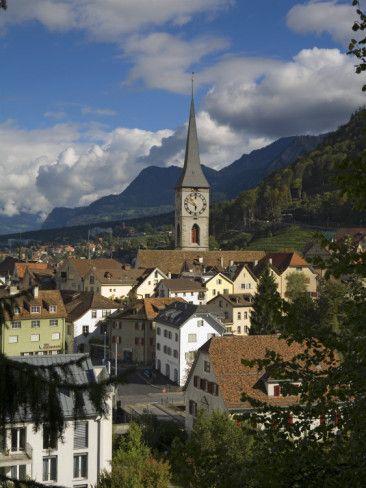Chur, Graubunden, Switzerland
