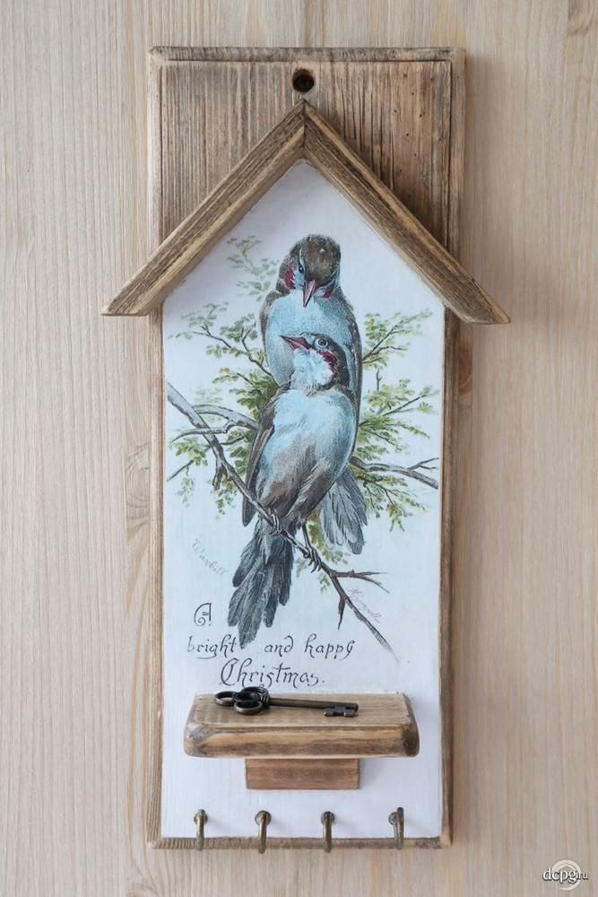 "Decoupage - decoupage lovers Website - DCPG.RU | June 2016 Subject line motifs ""Birds""."