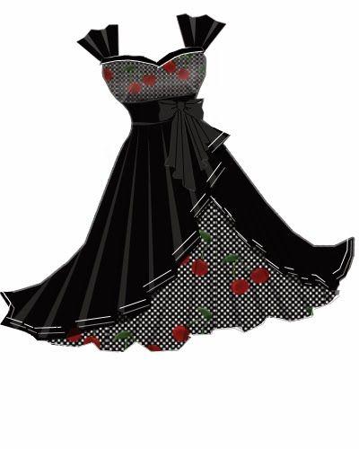 Blueberry Hill Fashions : Plus size Rockabilly Retro Fashion Designs 11/1