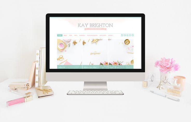 The New & Improved Kay Brighton Studio