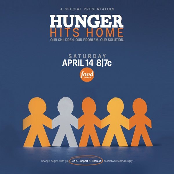 Watch Hunger Hits Home  — a new documentary about childhood hunger in America on FoodNetwork. In this 1-hour special we take a first-hand look at the crisis of childhood hunger in America through the eyes of the parents, children, activists, educators and politicians on the frontlines of the battle. The program is presented by Food Network and Share Our Strength's No Kid Hungry Campaign. See the full documentary at Foodnetwork.com/Hungry Change begins with you.  See it. Share it. Support it.: Food Network, Parents, America, Children, Documentaries, Childhood, Foodnetwork, Eyes, Kid