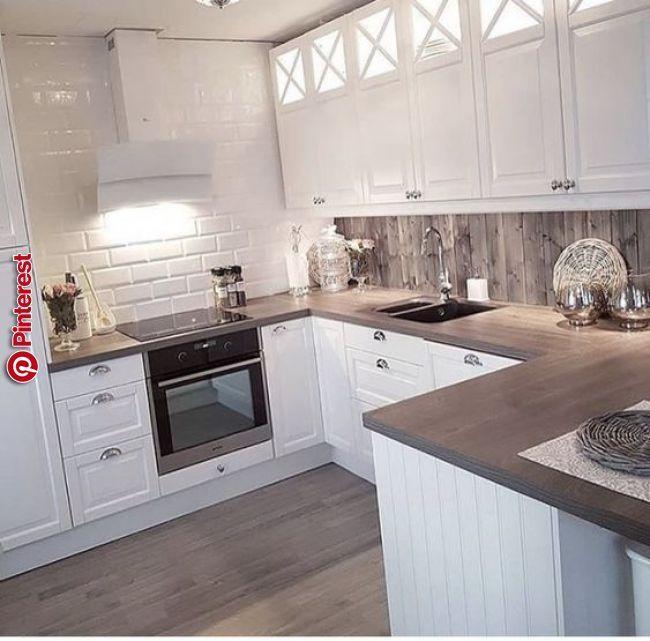 40 Stunning Modern Kitchen Room Design Ideas # ...