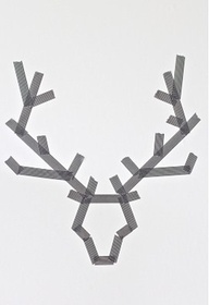 reindeer with tape
