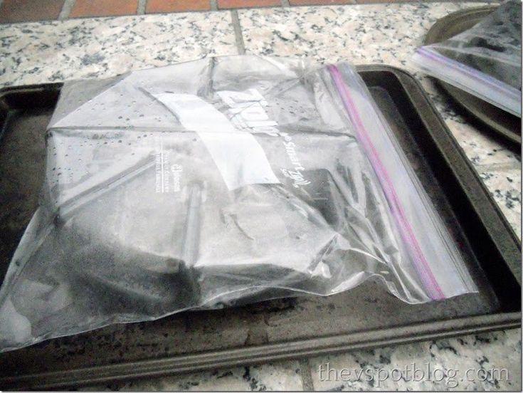 Maak smerige gaspitten en pannendragers gemakkelijk blinkend schoon met deze schoonmaak hack!