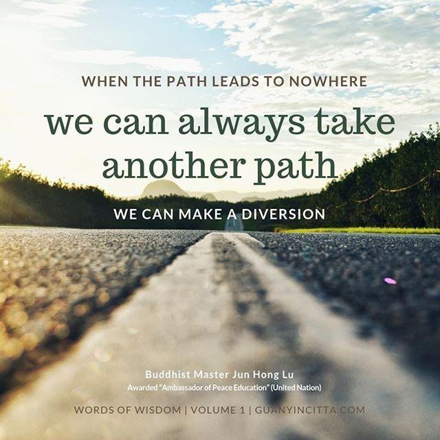 路二条_一条路走不通我们还会走第二条路我们还能拐弯Whenthepathleadsto