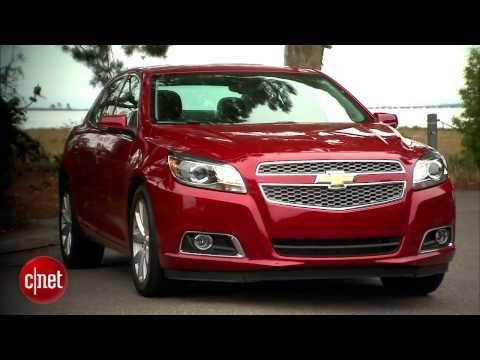 Car Tech 2013 Chevy Malibu LTZ - YouTube