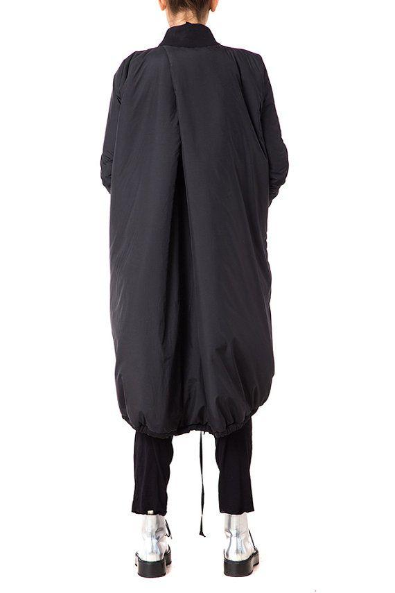 Illıllı lass es GRUNGE-ıllıllı  Diese lange Übergröße Parka snaps und Reißverschlüsse aus den Hals in die Knie, geben Ihrem Körper eine gemütliche Wärme. Erstellen ein Kokon-wie Gefühl, ist dieses Stück eine komfortable Ergänzung zu Ihrem saisonalen Kleiderschrank!  Ein Teil unserer Kollektion Grunge, gefahrlos der Mantel mit Pullover Kleider, Leggings und Jeans Overalls mischen. Kombination mit Lederstiefeln oder trendigen Slipper hinzufügen eine Eimer-Handtasche für ein schickes Finish.  ★…