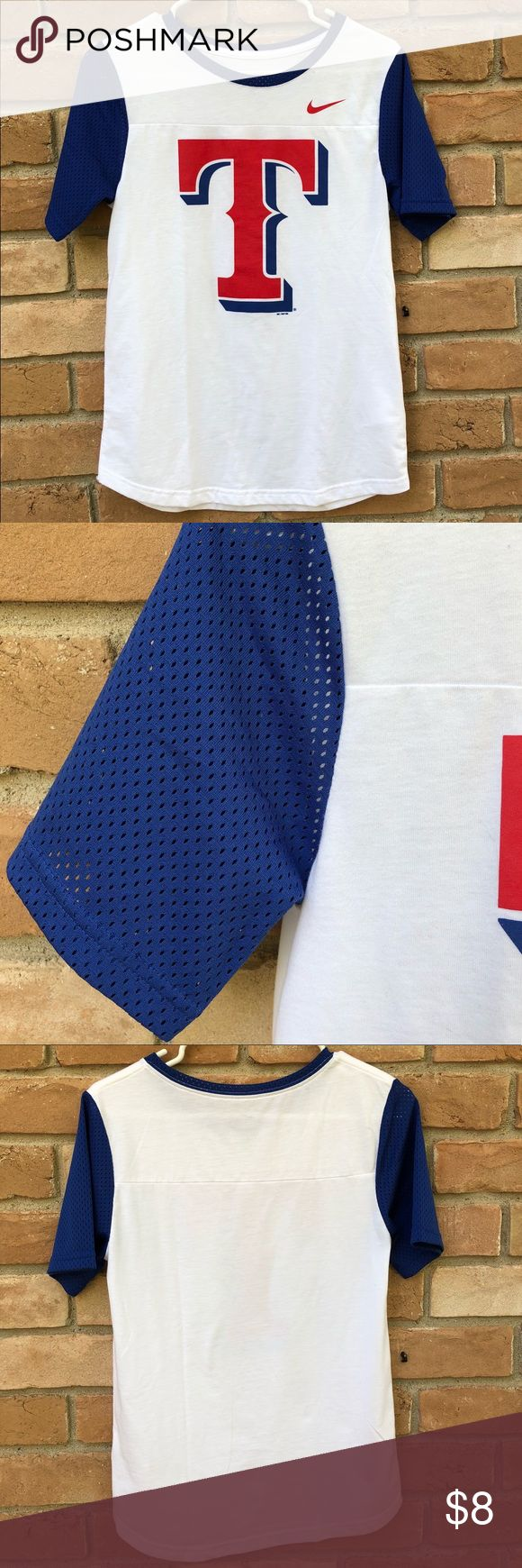 brand new e2b1a 049a8 Academy Womens Texas Rangers Shirts