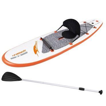 nieuwe revolutionaire sport: bestel dit SUP board bij Royal Merchandise!