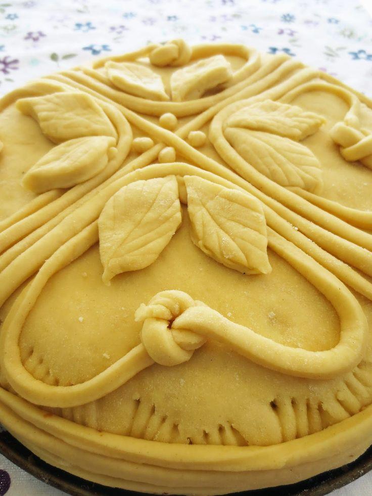 КУЛИНАРНЫЕ ОТКРОВЕНИЯ ОТ СВЕТЛАНЫ МЕТАКСА: Пирог с начинкой из яблок и апельсиновой цедры