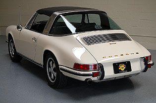 1971 Porsche 911 Targa...