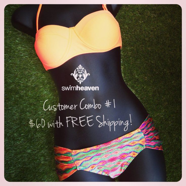 What you're wearing this month... This lucky customer has just scored herself an entry with purchase into the draw for this season's Swim Heaven $100 GIFT VOUCHER - valid for One Year from date of issue! Simply Like, Share, Comment or Tag any Swim Heaven photo this season for an entry! Each purchase will also be an automatic entry per transaction. SHOP HERE: http://www.swimheaven.com.au/catalogsearch/result/?q=%22Customer+combo+1%22 #swimheaven