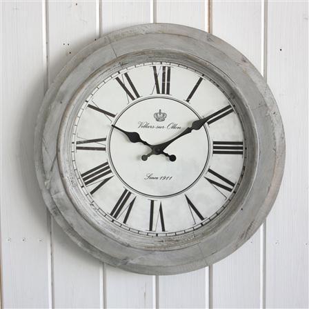 ACHICA | Biggie Best Wooden Clock
