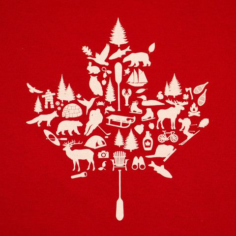 Canadiana graphic                                                                                                                                                                                 More