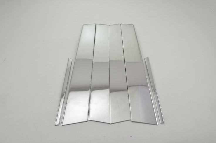 Find More Stickers Information about 6PC stainless steel  Window middle column…