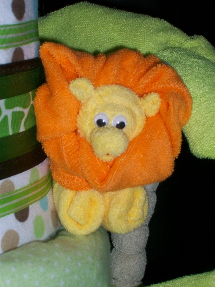 17 Best Images About Diy Washcloth Animals On Pinterest