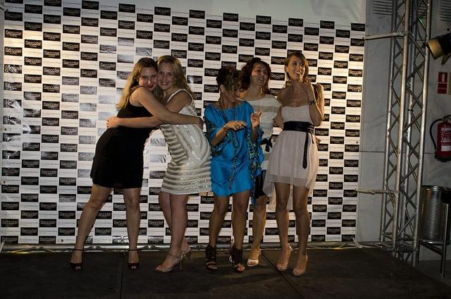 Fiesta hotel Sorolla Palace con buenos amigos