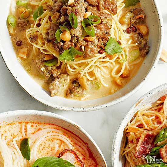 846 best asian food images on pinterest chinese food recipes sesame dan dan noodle bowl forumfinder Choice Image