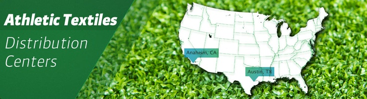 Athletic Textiles manufacturers and supplies synthetic grass and artificial grass, fake grass, field turf for lawns, athletic field turf, artificial grass backyards, putting greens, soccer, football and batting cage turf.