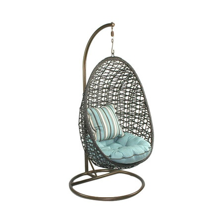 Birds Nest Porch Swing with Stand