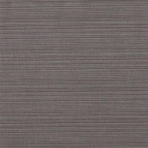 Dralon mørk grå stripet struktur