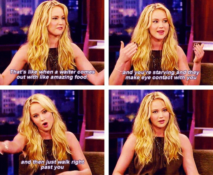 13 Times Jennifer Lawrence Shared Her Undying Love For