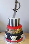 pirate cake. I think I could do this.