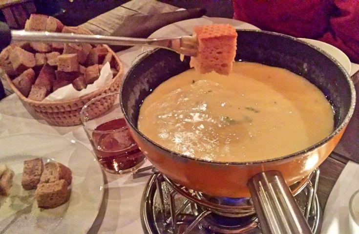 Os Melhores Pratos do Mundo - Fondue de Queijo em Zurique, Suíça