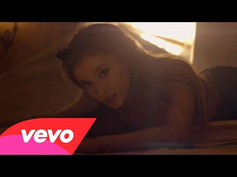 "Ariana Grande ""Love me Harder"" feat The Weekend. (Video) inc. hourglass house w/ lamppost clock mostly submerged in sand"