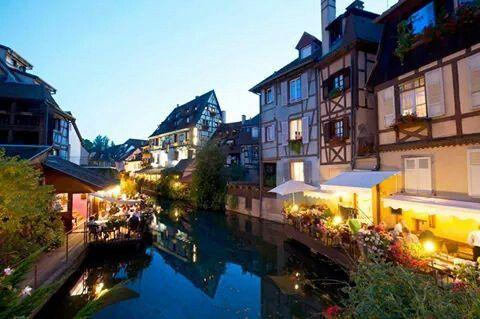 17 Best Images About Colmar Kaysersberg Alsacia On