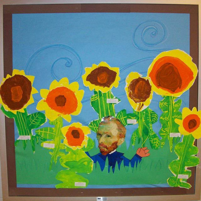 the van gogh sunflowers essay Ii - vincent van gogh introduction  the great sunflowers  would you like to get an essay what is your topic.