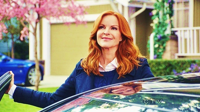 17 best images about my favourite characters tv series - Bree van der kamp ...