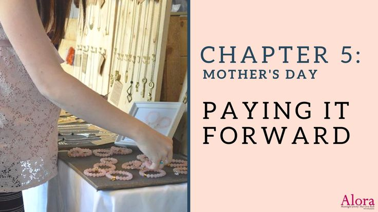 Mother's Day Gifts that Give Back - Alora Jewelry Calgary