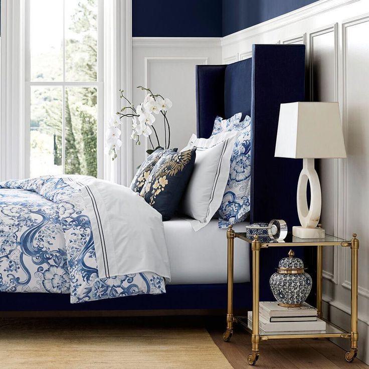 Best 25+ Blue Bedrooms Ideas On Pinterest