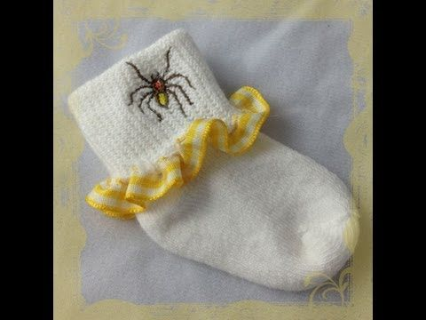 Embroider Socks on your Home Embroidery Machine with the SOCK EASY, nifty little tool!!!!!!!