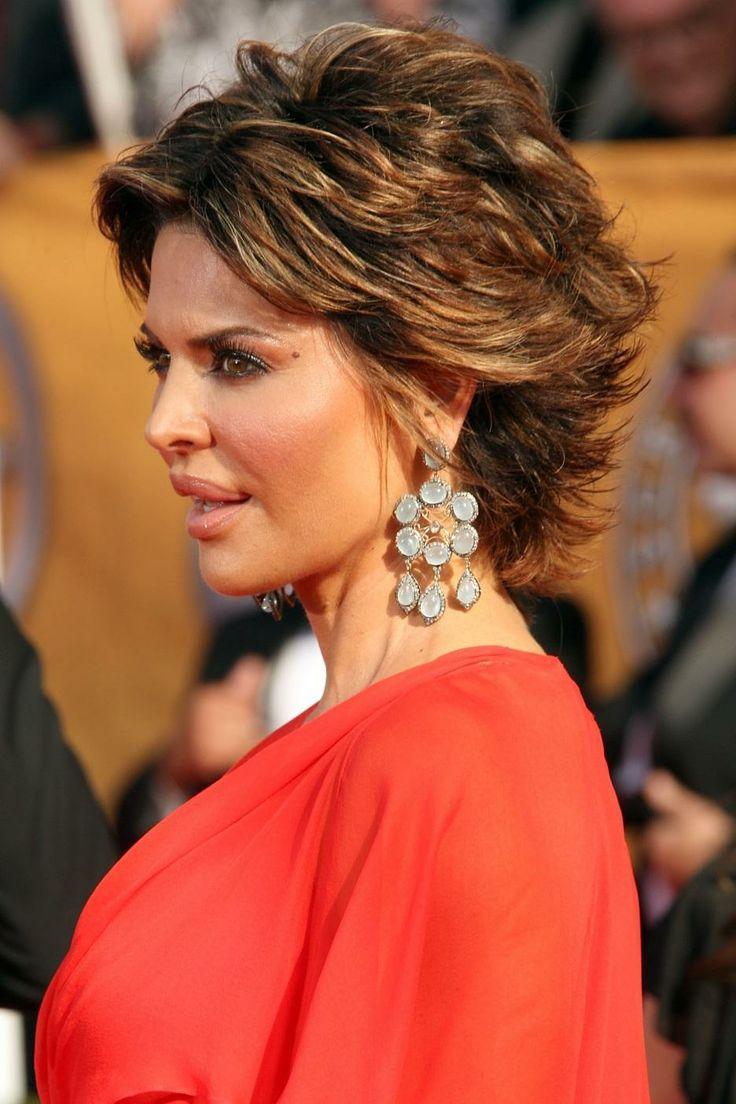 Lisa Rinna hair