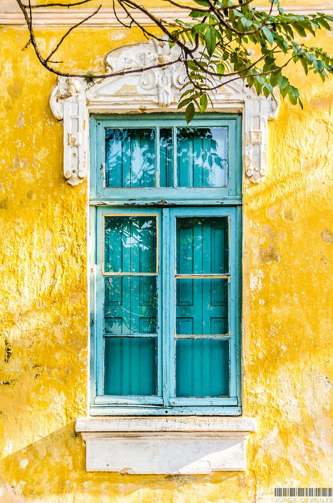Shuttered Window ~ Photography by joleques