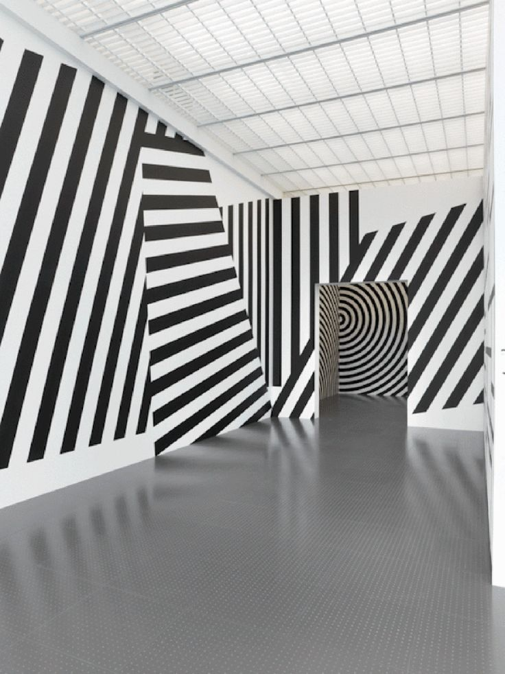 SOL STRIPES | SOL LE WITT — Patternity