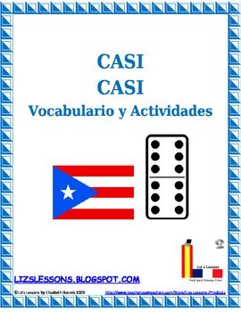 """Show """"Casi Casi"""" in your Spanish classes! Your students will love it!"""