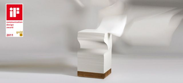 Have a sit on paper! Munken Cube