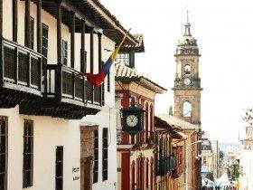 Centro Histórico de La Candelaria. Bogotá, la metrópoli de la cultura y los negocios